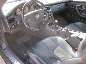 1999 Mercedes-Benz SLK-Class Coupe (2 door) Kitchener / Waterloo Kitchener Area image 2