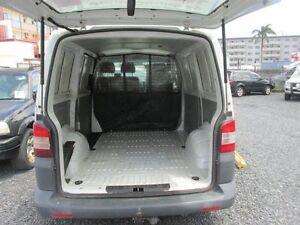 2011 Volkswagen Transporter T5 MY12 TDI340 SWB Candy White 6 Speed Manual Van Mackay Mackay City Preview