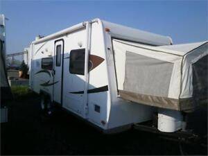 2011 ROCKWOOD ROO 23', 3 TIPOUT HYBRID! 4000LBS!  $13995!