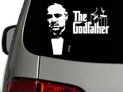 The Godfather Vinyl Decal Car Wall Truck Sticker CHOOSE SIZE COLOR