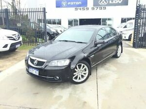 2012 Holden Calais VE II MY12 V Black 6 Speed Automatic Sedan Beckenham Gosnells Area Preview
