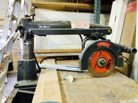 Closing Woodworking Shop