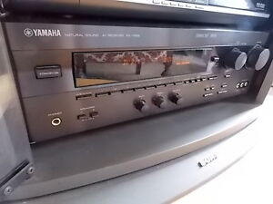 YAMAHA RX-V595a Natural Sound AV Receiver Ampli-Tuner aud/video