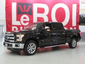 Ford F150 LARIAT 4X4 ECOBOOST  2015