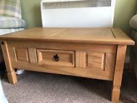 Coffee Table (Wood)