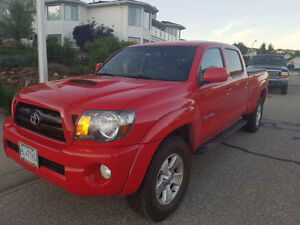 2008 Toyota Tacoma TRD Sport Double Cab 6ft Bed