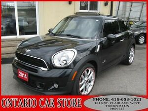 2014 MINI Cooper S PACEMAN ALL4 !!! 1 OWNER!!!