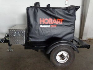 Hobart Champion Elite Welder Generator, Like NEW,Excell Auctions