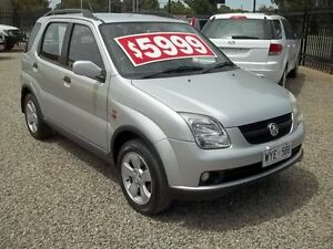 2003 Holden Cruze YG Silver 4 Speed Automatic Wagon Murray Bridge Murray Bridge Area Preview