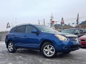 2008 Nissan Rogue SL/4X4/4CYL/AC/MAGS/CRUISE/GROUP ELECT!!!