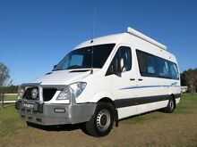 Mercedes Sprinter Motorhome – AUTOMATIC Glendenning Blacktown Area Preview