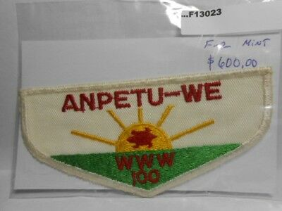 ANPEYU-WE LODGE 100 F-2  F13023