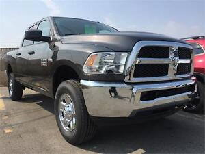 2017 RAM 2500 ST Fleet Return