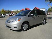 2009 Toyota Sienna CE Only 74,300 KM's No Accidents! Extra Clean