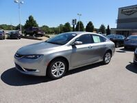 2015 Chrysler 200 Limited Windsor Luxury Sedan Low Weekly Paymen