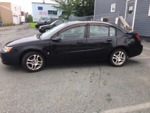 2003 Saturn ION Low Mileage
