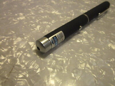 Astronomy/UV Glue Curing 5mw Laser Ultraviolet 405nm Pointer New! Free Ship USA!