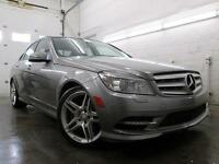 2011 Mercedes-Benz C350 4MATIC CUIR TOIT AMG PACKAGE 92,000KM