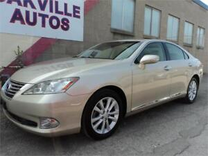 2011 Lexus ES 350 NAVIGATION COOLED SEATS ECO ENGINE SAFETY INC