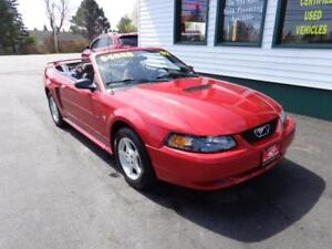 2002 Ford Mustang Convertible **AS TRADED NEW MVI**