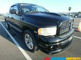 image for FRESH IMPORT DODGE RAM 5.7 V8 HEMI CREW CAB AUTOMATIC 6 SEATER BLACK