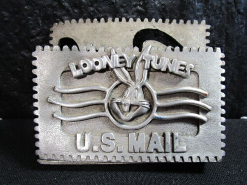 Bugs Bunny  Looney Tunes  U.S. Mail  Pewter  Letter Holder