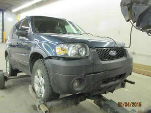 Ford Escape 2006 - Parting out
