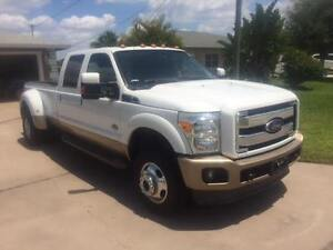 2012 Ford Other King Ranch Pickup Truck