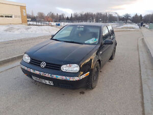 2003 Volkswagen GTI Fully Loaded