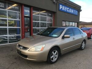 2004 Honda Accord Sdn EX-L