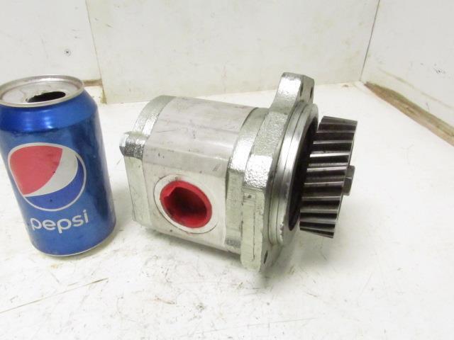 Haldex Barnes 12399 1801627 Hydraulic Gear Pump CAT/Perkins Direct Mount