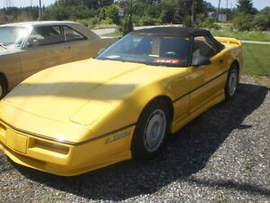 1987 corvette convertible SELL/TRADE CLASSIC OR NEWER CARS/TRUCK
