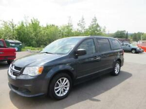 159$ BI WKLY ! DVD PLAYER!!! 2014 Grand Caravan SXT STOW AND GO