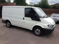 Ford transit 2.0l swb *Spares or Repairs*