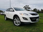 2011 Mazda CX-9 TB10A4 MY12 Luxury White 6 Speed Sports Automatic Wagon Hyde Park Unley Area Preview