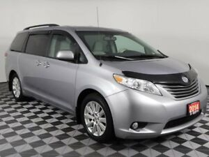 2014 Toyota Sienna XLE w/Leather Seats-Power Sliding Doors-Accid