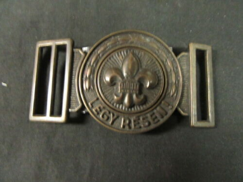 Hungary Old Boy Scout Belt Buckle      eb09