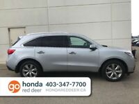 2016 Acura MDX Advance Package AWD Cooled Seats Navigation Red Deer Alberta Preview