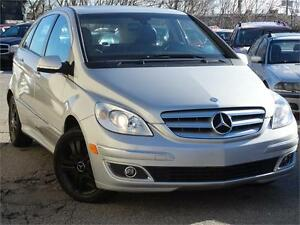 2008 Mercedes-Benz B-Class Turbo with sun roof.