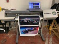 Roland printers vp 300