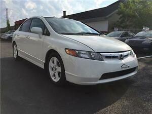2008 Honda Berline Civic LX-SR