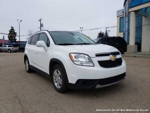 2014 Chevrolet Orlando 1LT-7 PASSENGER-ACCIDENT FREE-LOW MONTHLY