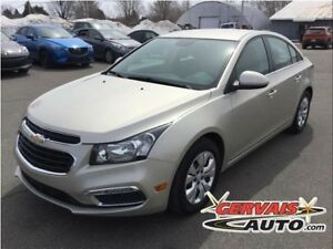Chevrolet Cruze LT A/C Bluetooth 2016