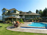 Quality open concept home on 5.44 acres