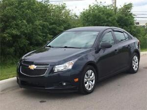 2014 Chevrolet Cruze 2LS *ACCIDENT FREE* FINANCING AVAILABLE!