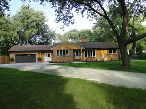 For Rent... Executive Ranch in St. Clair Beach