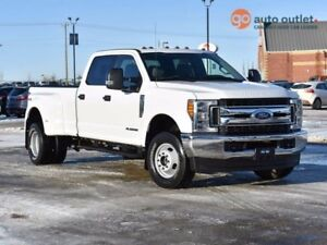 2017 Ford F-350 XLT 4x4 SD Crew Cab 8 ft. box 176 in. WB DRW