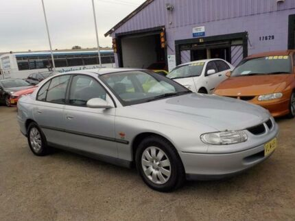 1998 Holden Commodore VT Acclaim Silver 4 Speed Automatic Sedan North St Marys Penrith Area Preview