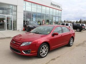 2012 Ford Fusion SEL, leather, roof, AWD