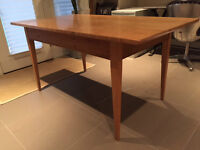 Great Deal on a Handcrafted Shaker Style Table